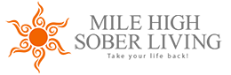 Mile High Sober Living Community Page Logo