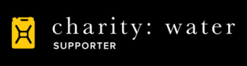 Charity: Water Community Page Logo