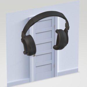 3D Soundproof Interior Door